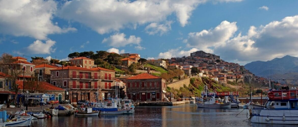 (Greek) Lesvos-Molyvos
